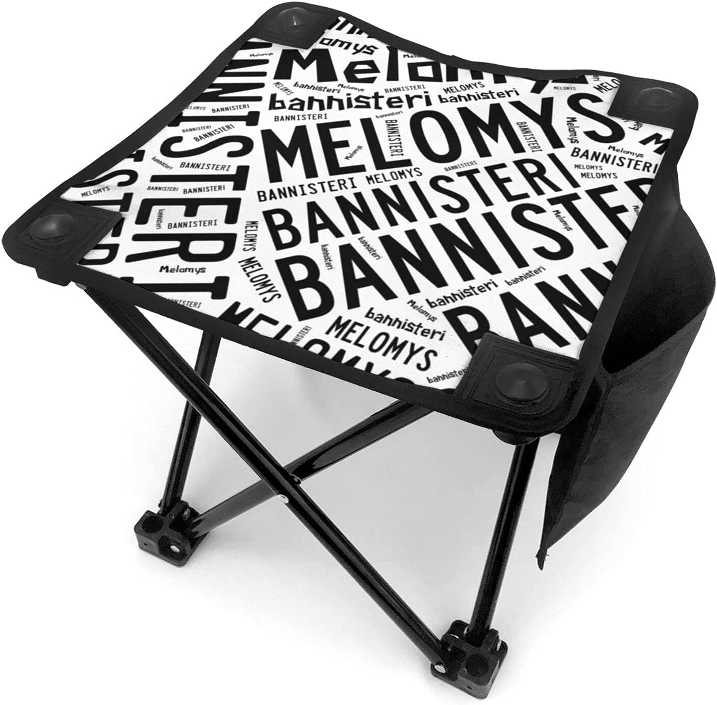 Endangered Species Melomys Bannisteri Stool Folding NEW before selling Camping Special Campaign Oxfo