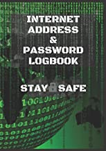 Internet Address & Password Logbook: The Ultimate Website Address & Password Logbook 🔒 STAY SAFE 🔒 KEEP IT HIDDEN 🔒 TOP SECRET(100 Pages 7