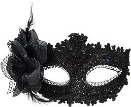 Anomasu Masquerade Party mask Venetian of Realistic Silicone Masquerade Half face Mask