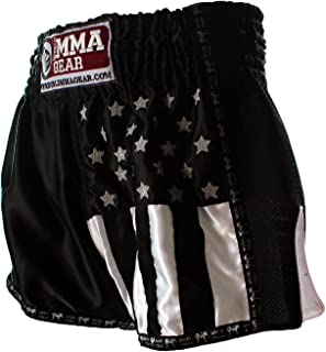 muay thai shorts design