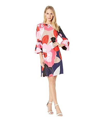 Trina Turk Sightseeing Dress (Multi) Women