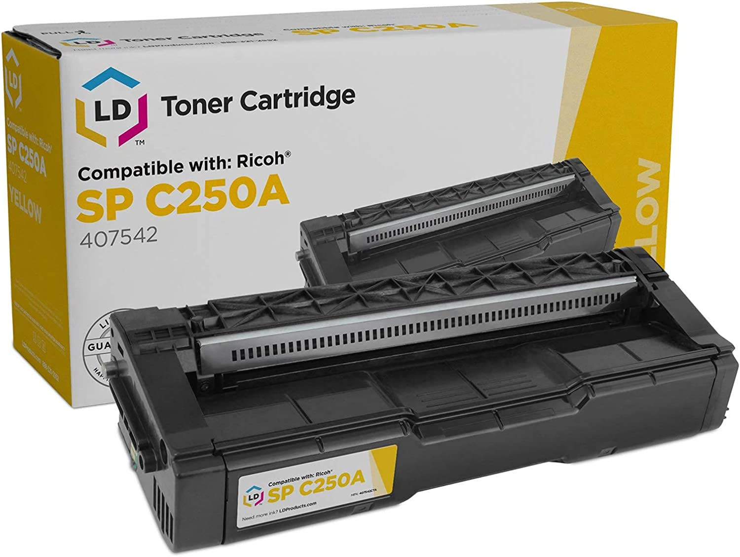 LD Compatible Toner Inventory cleanup selling sale Cartridge Replacement for C250 SP 4075 Columbus Mall Ricoh