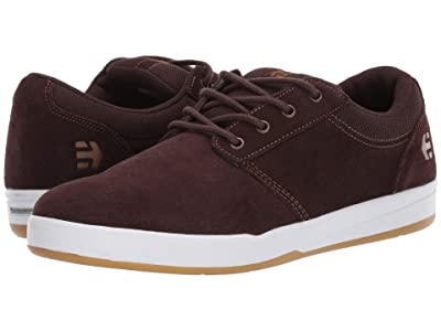 etnies Score (Brown/White/Gum) Men