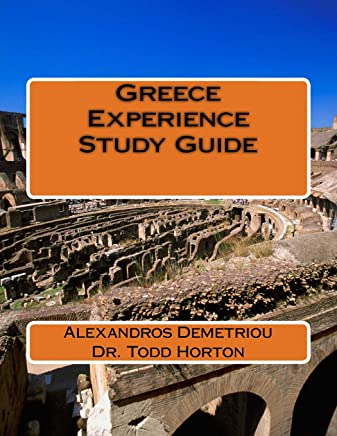 Greece Experience Study Guide