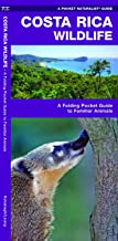 Costa Rica Wildlife: A Folding Pocket Guide to Familiar Animals (Wildlife and Nature Identification)