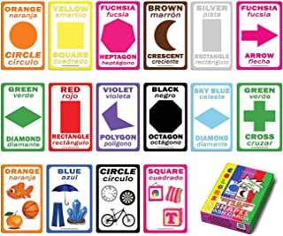 Creanoso US Schools and Learning Flash Cards Series (1-Deck)