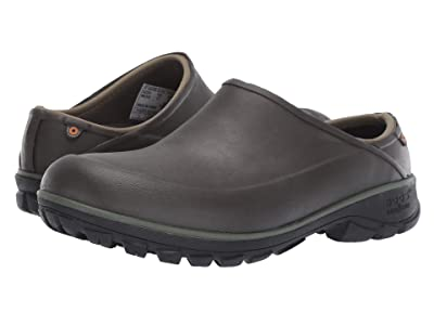 Bogs Sauvie Clog (Brown) Men