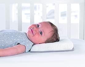 Babykissen gegen Plattkopf Babykopfkissen Set 100/% Schadstofffrei Blau, EINHEITSGR/ÖSSE PDYLZWZY Baby Kissen gegen Kopfverformung bei Babys