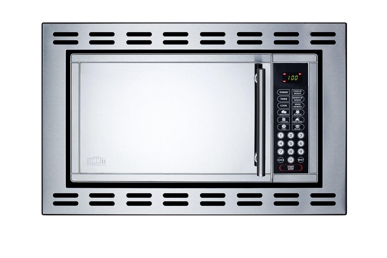 0 9 Cu 900W Built Microwave