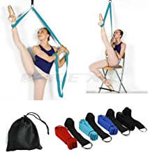 Price Xes Door Flexibility & Stretching Leg Strap - Great for Ballet Cheer Dance Gymnastics or Any Sport Leg Stretcher Door Flexibility Trainer Premium Stretching Equipment