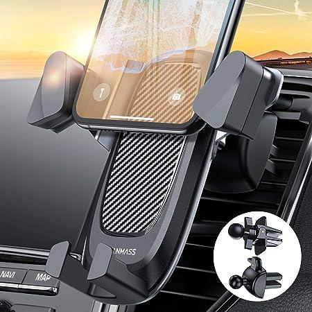 Vanmass Handyhalterung Auto Automatisch Lock Elektronik