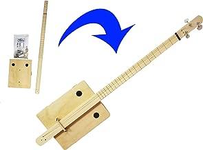 Best cigar box guitar hardware Reviews