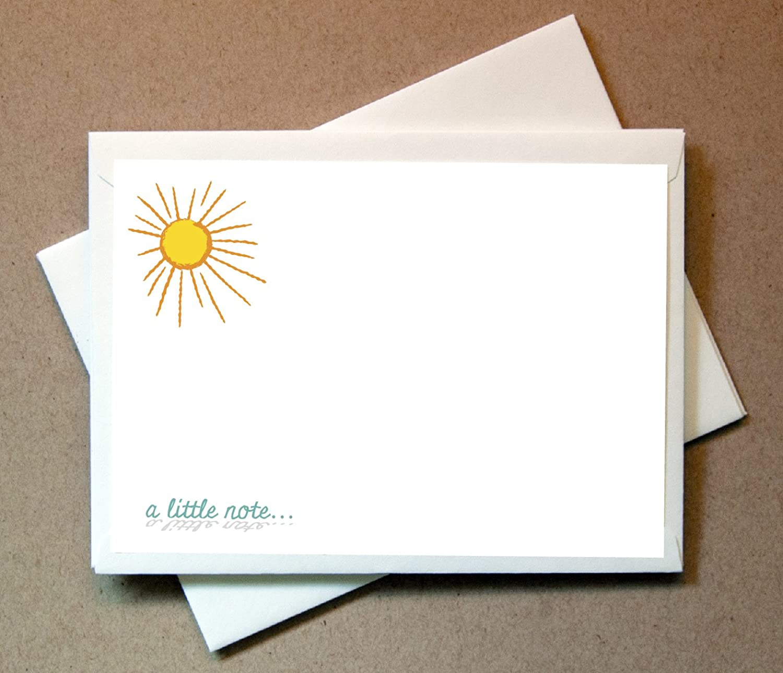 Little Notes Notes Notes by Comptime Sun-Grußkarten (24 Nicht Foldover Karten und Umschläge) B00NQCCI4A   Billig ideal  f8e0de