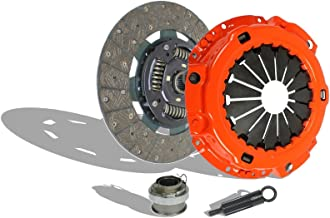Clutch Kit Works With Toyota Tacoma Tundra Fj Cruiser Base Pre Runner X-Runner SR5 Trail Teams TRD Special Edition 2005-2011 4.0L V6 GAS DOHC Naturally Aspirated (Stage 1; 1Grfe)