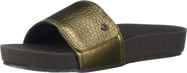 Spenco Women's Breezy Slide Sandal