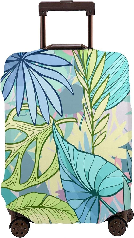 Hello Gorgeous Max 59% OFF Travel Suitcase Protector Banana Dracaena El Regular store Leaf