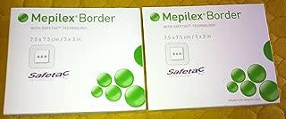 SC295200EA - Mepilex Border Self-Adherent Foam Dressing 3 x 3