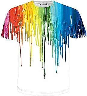 paint drip shirt