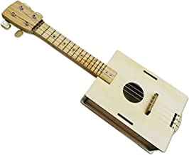 "The""Gittylele"" Ukulele Kit – Easy to Build, Fun to Play, Made in the USA!"