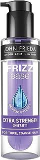 John Frieda Frizz-Ease Extra Strength 6 Effects + Hair Serum 1.69 oz