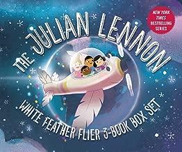 Julian Lennon White Feather Flier 3-Book Box Set (A Julian Lennon White Feather Flier Adve)