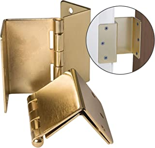 Best full open door hinges Reviews
