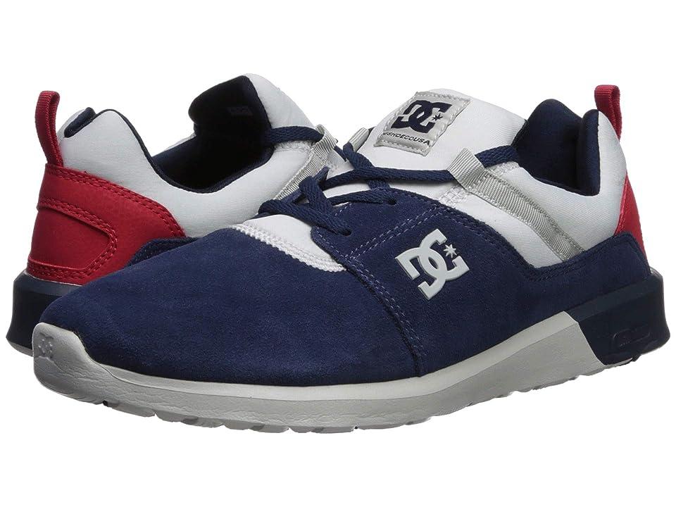 DC Heathrow SE (Navy/Grey) Skate Shoes