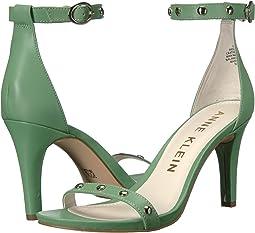 Medium Green Leather