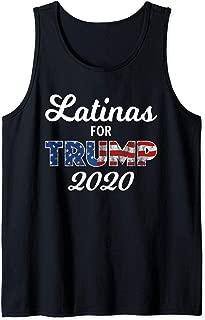 Latinas For Trump 2020 Tank Top