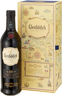 Glenfiddich 19 Years Old Age of Discovery 1st Release Madeira Cask Finish mit Geschenkverpackung Whisky 1 x 0.7 l