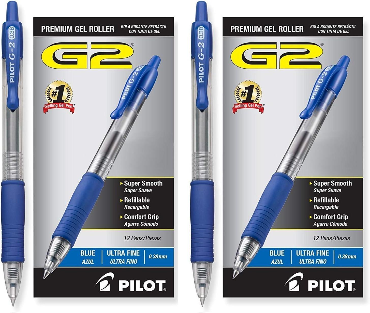 Pilot G2 Retractable Sale SALE% OFF Premium Gel latest Ink Fin Ball Ultra Pens Roller
