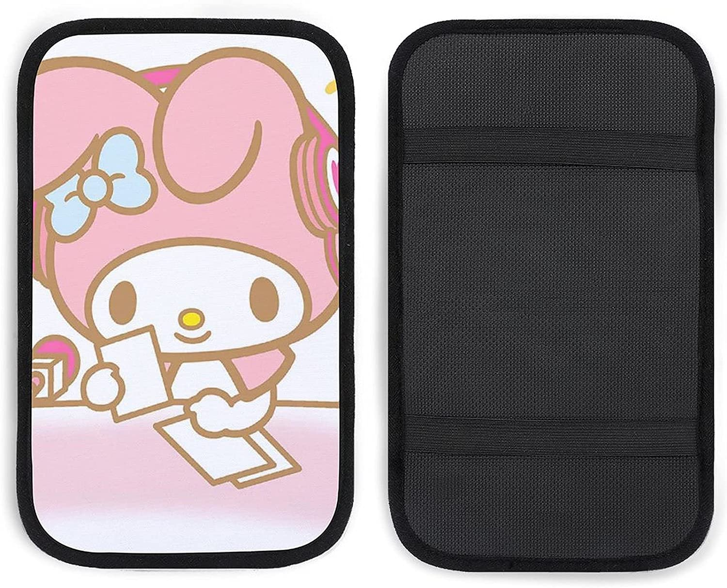 GUIJI Car Armrest service Cute It is very popular My Melody Auto Cover Center Console