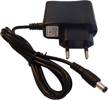 vhbw 220V Netzteil Ladegerät Ladekabel für Boso Medicus Blutdruckmessgeräte Prestige, Control, UNO, Familiy wie TB-233C, 410-7-150.