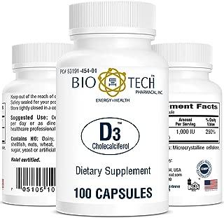bio tech d3 50