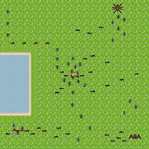 La vida de las hormigas