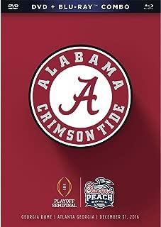 2016-17 Alabama Cfp Peach Bowl Combo