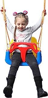 IFOYO Asiento oscilante para niños, 3 en 1, asiento de colu