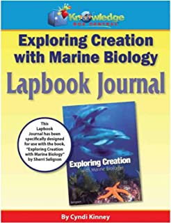 Apologia Exploring Creation With Marine Biology Lapbook Journal