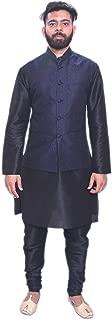 Best blue waistcoat with black kurta Reviews