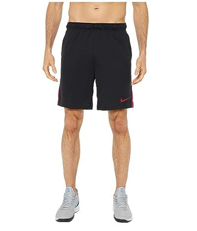 Nike Dry Shorts 5.0 (Black/Noble Red/Noble Red) Men