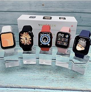 Generico T500 Plus smartwatch Serie 6 contesta Llamadas, Whats y pon tu Foto (Black)