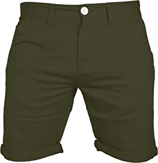 b0dce314f2 westAce Mens Chino Shorts Casual 100% Cotton Cargo Combat Half Pant Summer  Jeans New