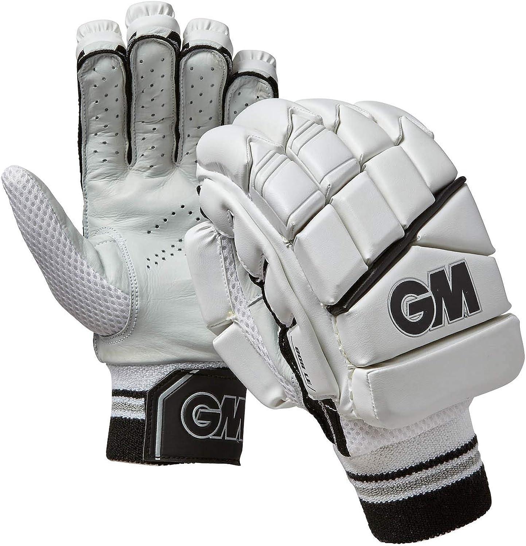 Gunn & Moore 2018 808 Cricket-Handschuh, Limitierte Auflage, Weiß Schwarz B07KV1VYHF  Vollständige Palette von Spezifikationen