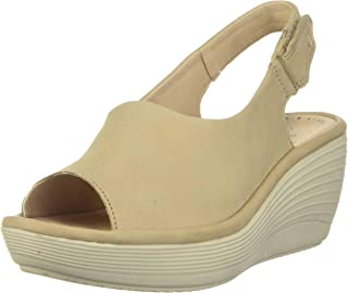 Clarks Women's Reedly Shaina Wedge Sandal
