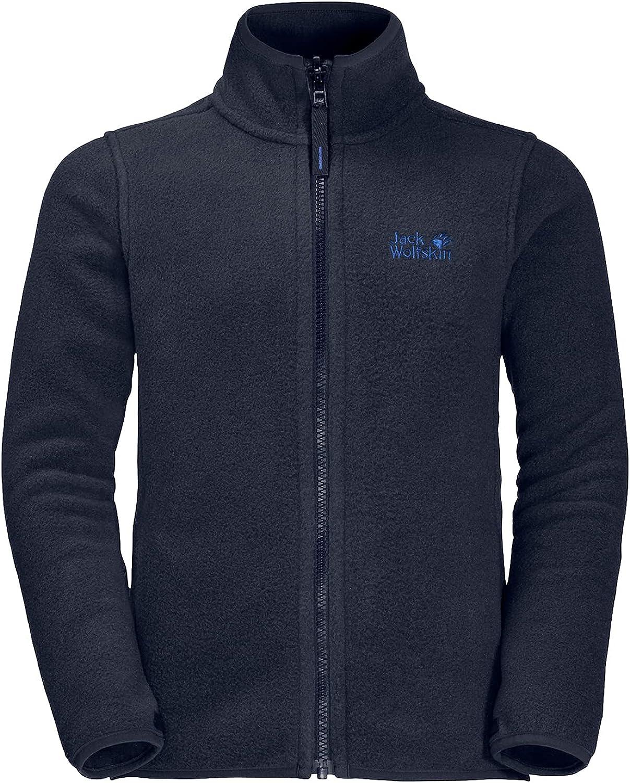 Jack Wolfskin Unisex-Youth Standard Baksmalla Jacket Alternative dealer Kids Popular brand in the world