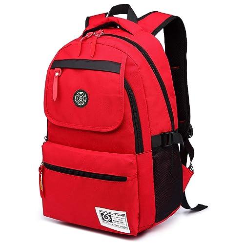 7cb5b72abf SUPA MODERN® Unisex Nylon School Bag Waterproof Hiking Backpack Cool Sports  Backpack Laptop Bag