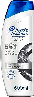 Head & Shoulders Hairfall Defense Anti-Dandruff Shampoo For Men 600ml