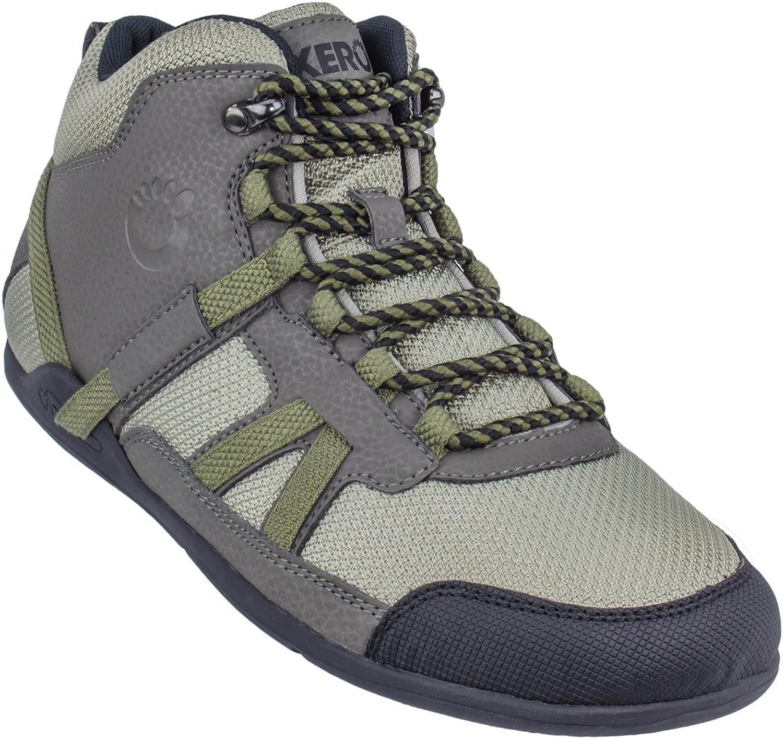 Xero shoes DayLite Hiker - Men's Barefoot-Inspired Minimalist Lightweight Hiking Boot - Zero Drop Trail shoes