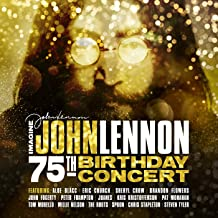Best imagine john lennon 75th birthday concert Reviews