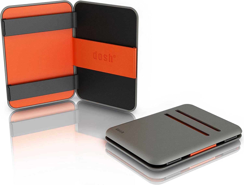 Dosh Magic Elastic Flip Wallet  Tangerine (DW10008)